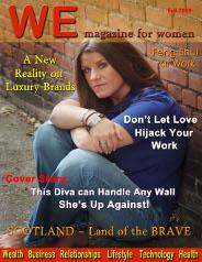WeMagazine for Women Fall 2009
