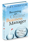 Great New Book About Becoming an Online Business Manager