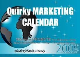 Get Quirky Marketing Today!