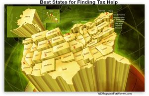 Best & Worst States for Finding Tax Help
