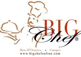 """""""BigChef Online Appetizers ready to your door!"""""""