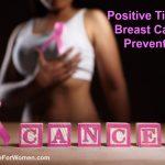 Positive Tips For Breast Cancer Prevention-Don't Eat Burnt Popcorn!