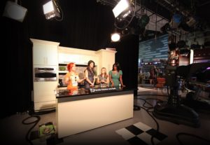 """Celebrity Chef Adrianne Calvo Stars on Foodable TV's """"Food as a Lifestyle"""""""