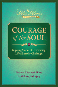 """Courage of the Soul is Worth Reading"""