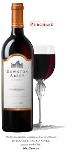 DOWNTON ABBEY® WINES LAUNCH BORDEAUX COLLECTION