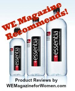 Product Review Essentia Water