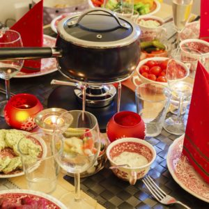 Holiday Fondue Recipes from the Melting Pot Head Chef