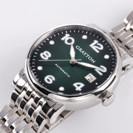 Photo copyright Grayton Automatic Watches