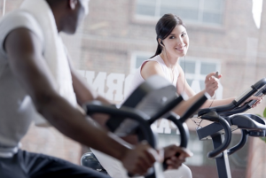 The Gym is the Ideal Place to Meet a Potential Partner!