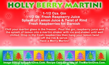 Non-Alcoholic Holiday Drink Recipes