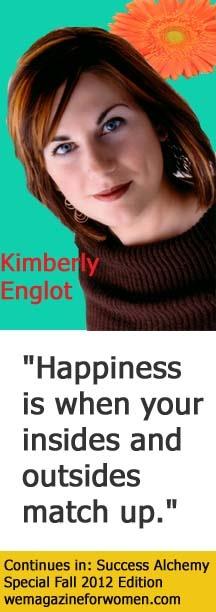 """Kimberly Inglot Success Alchemy Fall Issue"""