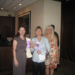 Lianne Day, Susan Urso and Michelle Luongo