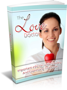 "NEW Resource  ""The Love Doctor!"" FREE ebook"