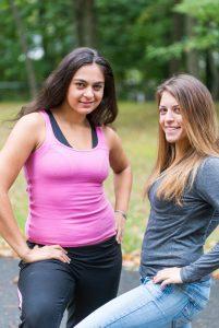 Meet Ethel Baumberg, Ashley Spicer Creative Director FLYAROO Fitness