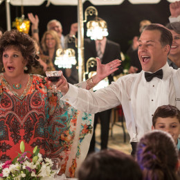Opa! The whole family is getting together for an even bigger and Greeker wedding – Movie Debut