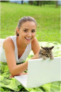 """7 Tech Tools Promoting Pet Health & Fitness """