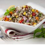 Quinoa Summer Salad from Sustainable & Green Alter Eco Foods
