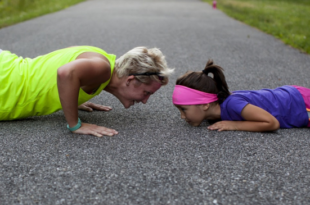 7 Fitness Tips for Stay-At-Home Moms