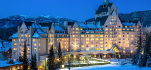 Skiing Vacations at the Fairmont Chateau Whistler
