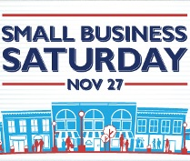"""""""small business saturday by american express"""""""