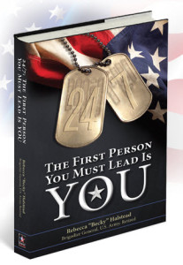 """24/7 The First Person you must lead is You by Becky Halstead"""