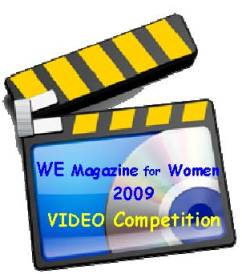 WE Magazine for Women is Looking for Winning Videos