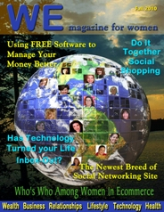 WE magazine Fall 2010 Issue