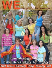 """""""We magazine for Women Summer 2012"""""""