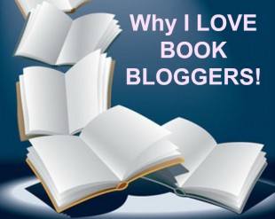Why I Love Book Bloggers