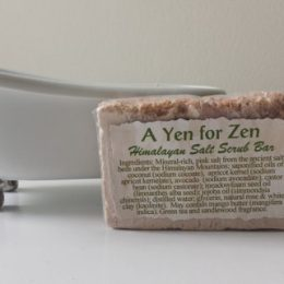 Product Review – Himalayan Salt Scrub Bar