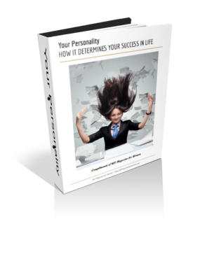 """Your Personality: How it determines your success in life"""