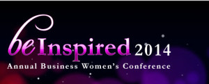 """beInspired Conference 2014 - The Place to BE"""