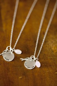 Product Review: Breast Cancer Awareness Necklace