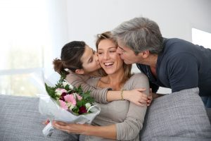 Moms Are Looking Forward to Flowers, Chocolates and Family Time This Mother's Day