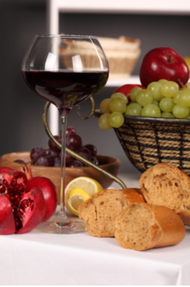 """""""Rewind the Clock by Eating Right: 10 Nutrition Tips for Seniors"""""""