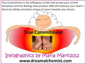&quot;Dream Crossover - True Commitment&quot;