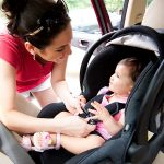 Over the River and Through the Woods with a Car Seat