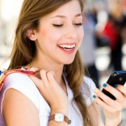 NEW SURVEY: TWEENS AND YOUNG TEEN GIRLS VERY LIKELY TO MAKE PURCHASE FROM MOBILE ADS