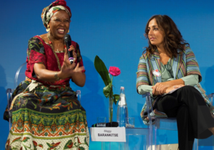 The world calls for global, authentic and feminine leaders