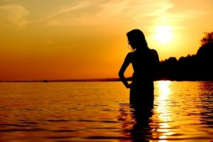 Woman Overboard!  Nine Ways to Find Your Way Back to Shore
