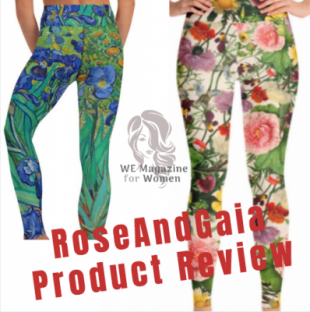 Product Review – Leggings by Rose & Gaia
