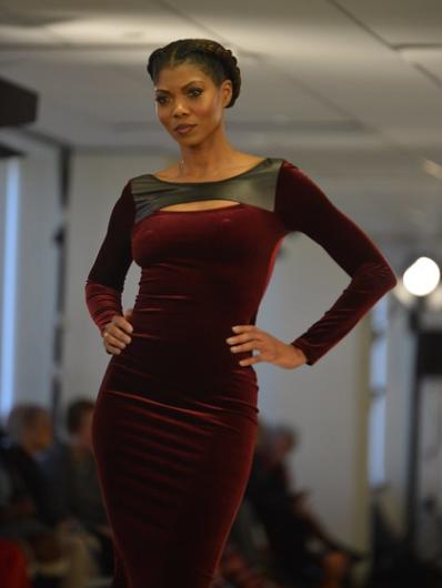 """""""Red velvet dress"""""""