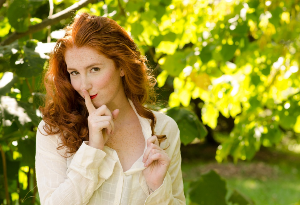"""Today is National Redhead Day - 5 Colorful Facts"""