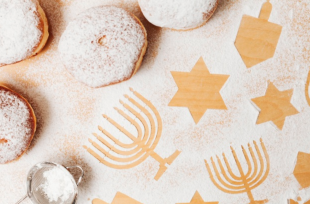 8 SUPER-DELICIOUS CHANUKAH RECIPES FOR 8 CRAZY NIGHTS