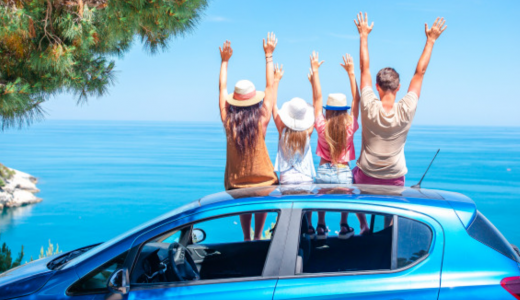 Is it Time for a Family Road Trip?