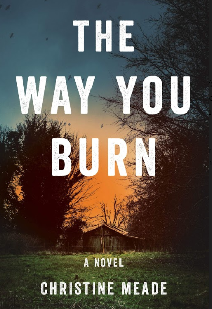 """The Way you Burn by Christine Meade"""