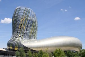 La Cité du Vin in Bordeaux, France
