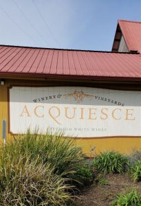Acquiesce Winery…Definitely Worth the Visit