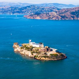 Alcatraz Island - photo credit Nickolay Stanev