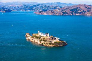 Alcatraz Island - photo credit Nickolay Stanev